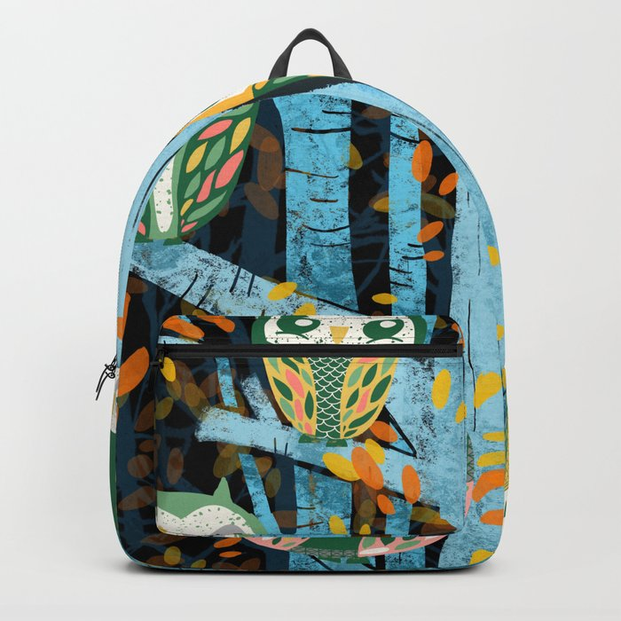 Overnight Owl Conference Backpack