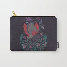 Dragon and Lizards Carry-All Pouch