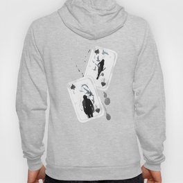 A PAIR OF CROWS - SET 01 Hoody