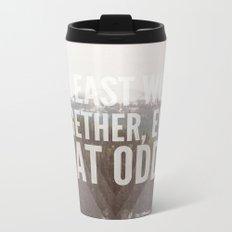 Odds Metal Travel Mug