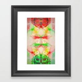 STEFAN Framed Art Print