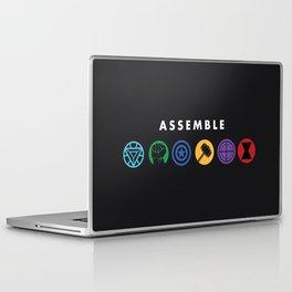 Assemble Laptop & iPad Skin