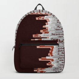 Totem 1 / Origen Backpack