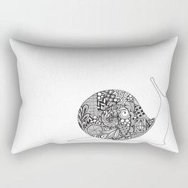 Dawdling Doodle Rectangular Pillow