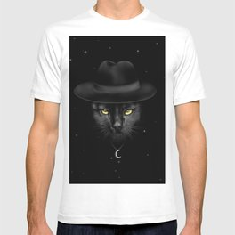 WITCHY CAT T-shirt