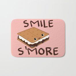 Smile S'more Bath Mat