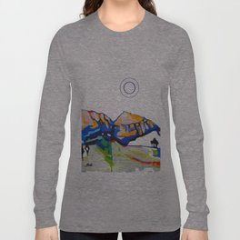 Some Say Long Sleeve T-shirt