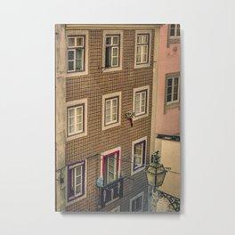 Alfama, Lisbon II (color) Metal Print