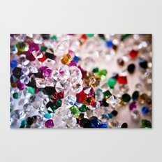 Diamonds 1 Canvas Print
