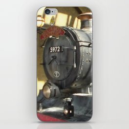 All abroad the Hogwarts Express iPhone Skin