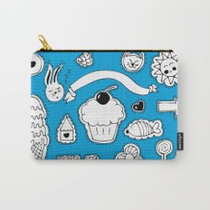 Sticker World Carry-All Pouch