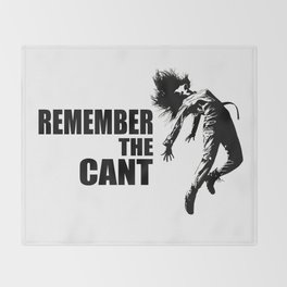 The Cant Throw Blanket