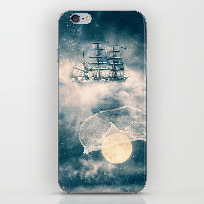 I'll bring you the MOON iPhone Skin
