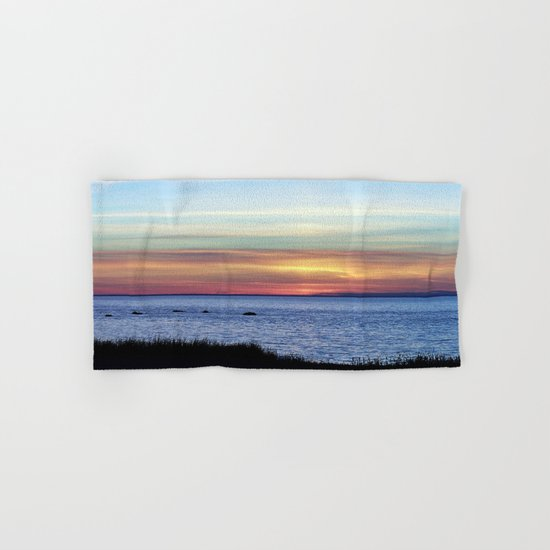 Sunset in the Clouds Hand & Bath Towel