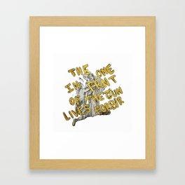 TWIFGLF Framed Art Print