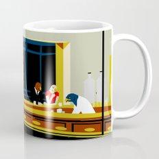nighthawks Mug