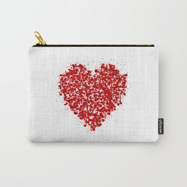 big heart 01 Carry-All Pouch