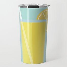Cup of Lemons Travel Mug