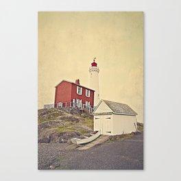 Fort Rodd Hill Canvas Print