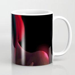 Red in The Dark Coffee Mug