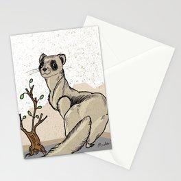 Ferret Stationery Cards