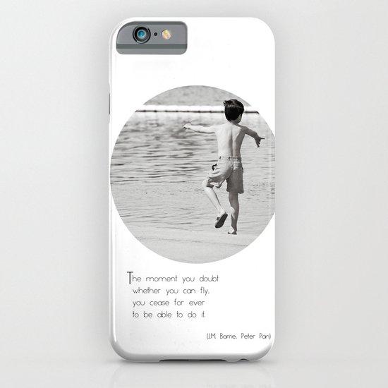 Like Peter Pan iPhone & iPod Case