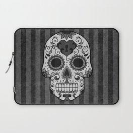 Día de los Muertos - Grey Laptop Sleeve