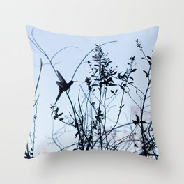 Birds from Pantanal Throw Pillow