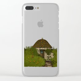 The Guard House Clear iPhone Case