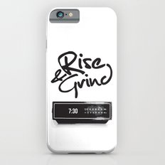 Rise & Grind iPhone 6s Slim Case