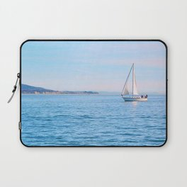 Blue Sailing Laptop Sleeve