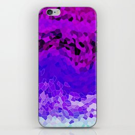INVITE TO LILAC iPhone Skin