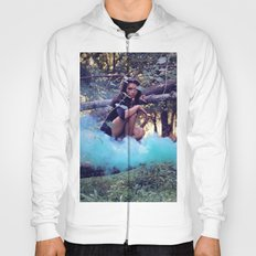 From the majesty she rises Hoody