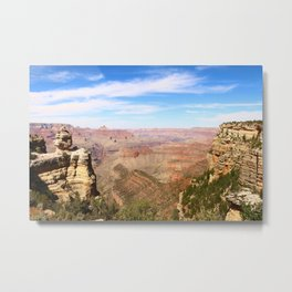South Rim Grand Canyon Metal Print