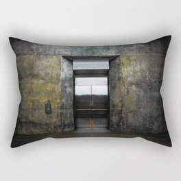 Hellevator Rectangular Pillow