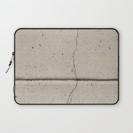 Real, Concrete, not Abstract Laptop Sleeve