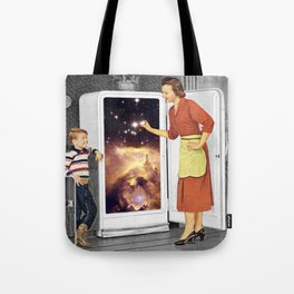 Stars for Breakfast Tote Bag