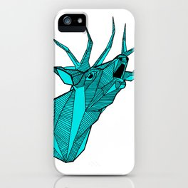 Staglicious iPhone Case