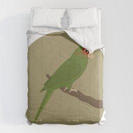Mitred Parakeet Comforters