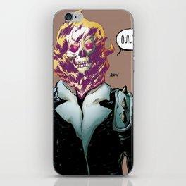 Ghost Rider iPhone Skin