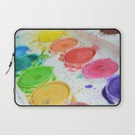 color tristan Laptop Sleeve