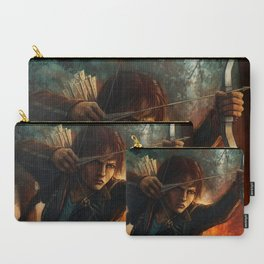 Katniss Everdeen Carry-All Pouch