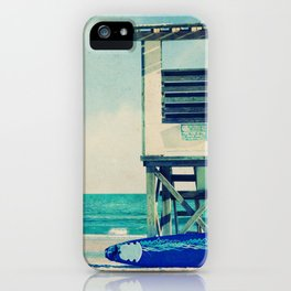 In the Summertime iPhone Case