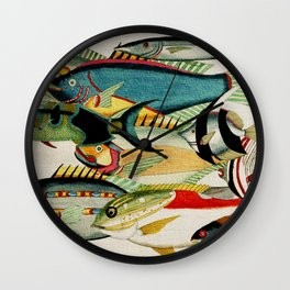 Fantastic Fish Tank Wall Clock