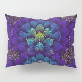 Variations on A Feather IV - Stars Aligned Pillow Sham
