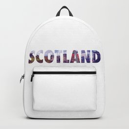 Views from Scotland Backpack