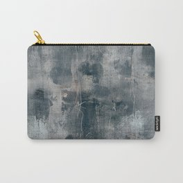 tex mix grey Carry-All Pouch