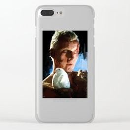 Roy  (Blade Runner) Clear iPhone Case