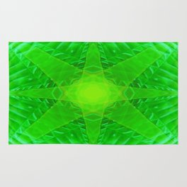 green star Rug