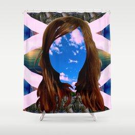 ELLEN PAGE. Shower Curtain